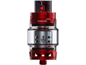 smok smoktech tfv12 prince cloud beast clearomizer red cerveny