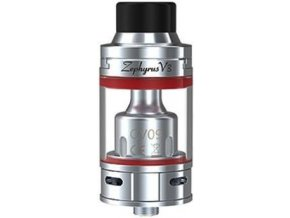 ud zephyrus v3 clearomizer silver stribrny