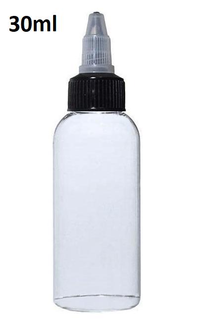 Plnící lahvička s Twist uzávěrem 30ml