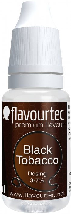 Flavourtec Black Tobacco 10ml