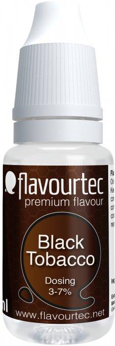 Flavourtec Black Tobacco 10ml
