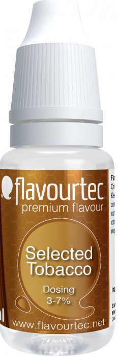 Flavourtec Selected Tobacco 10ml