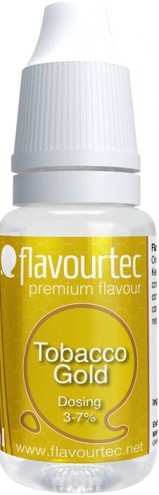 FlavourTec Zlatý tabák 10ml