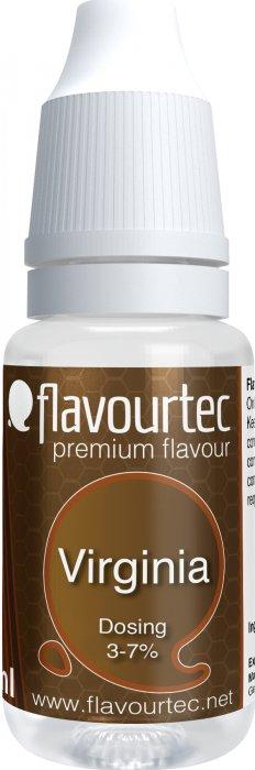 FlavourTec Virginia tabák 10ml