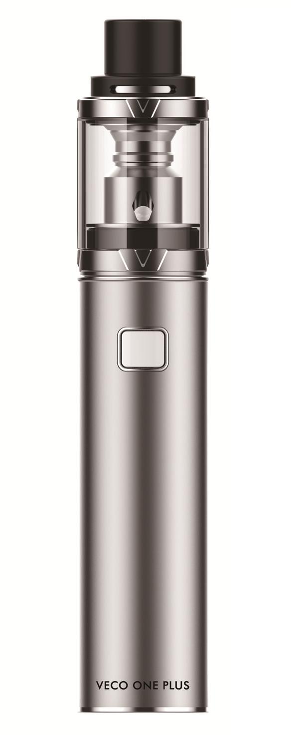 Vaporesso VECO ONE Plus elektronická cigareta 3300mAh stříbrná