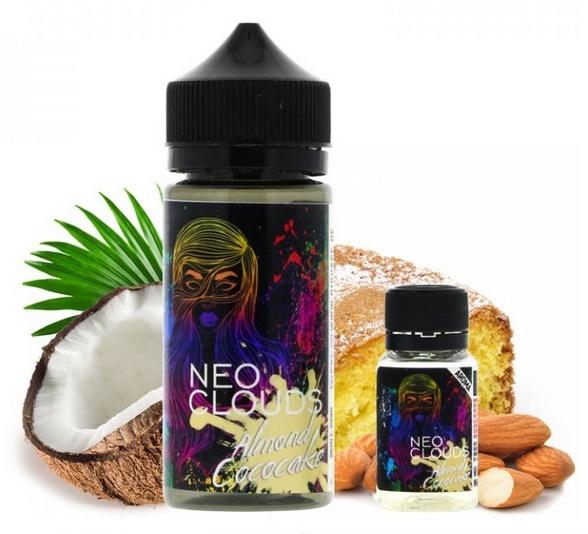 Big Vape DE Almond Cococake Neo Clouds 10ml