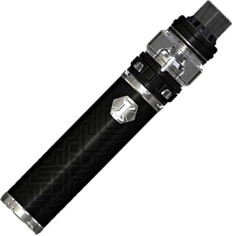 iSmoka-Eleaf iJust 3 elektronická cigareta 3000mAh Černá 1ks