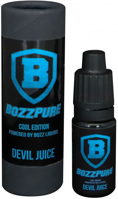 Bozz Pure COOL EDITION Devil Juice 10ml