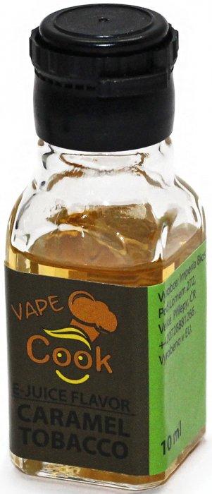 Příchuť IMPERIA Vape Cook Caramel Tobacco 10ml