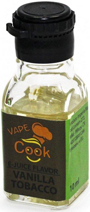 Příchuť IMPERIA Vape Cook Vanilla Tobacco 10ml