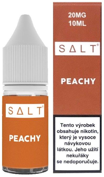 E-liquid Juice Sauz SALT Peachy 10ml - 20mg