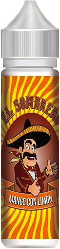 Příchuť KTS El Sombrero Mango con Limón Shake and Vape 10ml