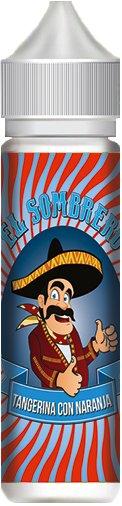 Příchuť KTS El Sombrero Tangerina con Naranja Shake and Vape 10ml