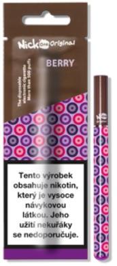 Nick One Original LESNÍ PLODY 500 potáhnutí, Obsah nikotinu 6 mg LOW
