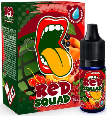 Big Mouth Red Squad 10ml
