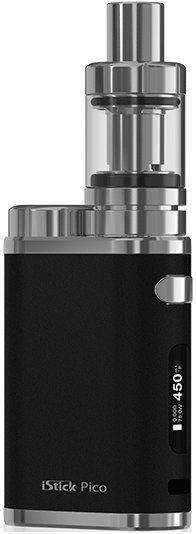 iSmoka-Eleaf iStick PICO TC 75W FULL GRIP černý 1ks
