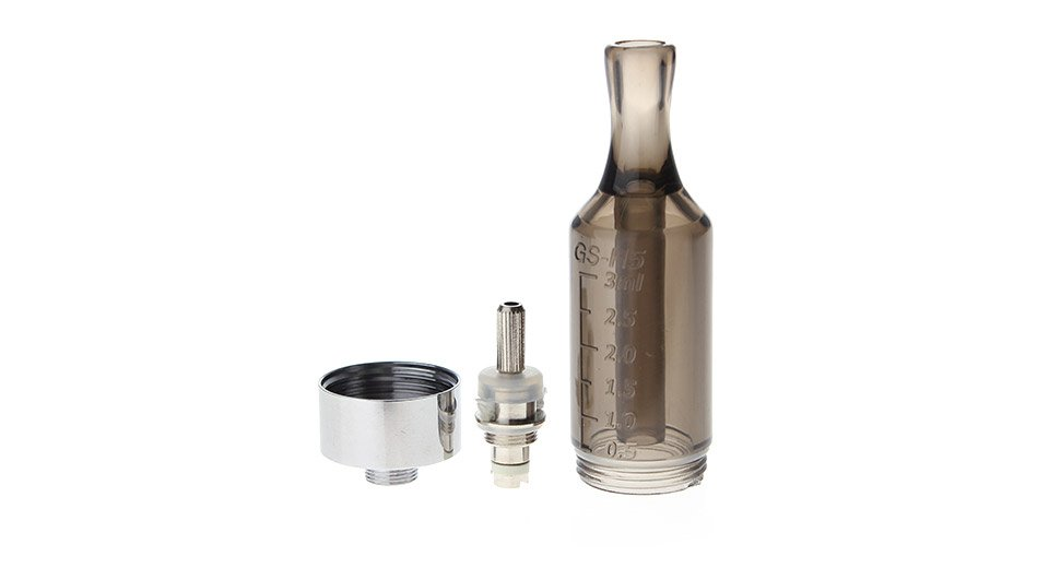 Clearomizér GS-H5 kouřový 1ks
