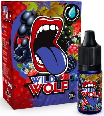 Big Mouth Classical Wild Wolf 10ml