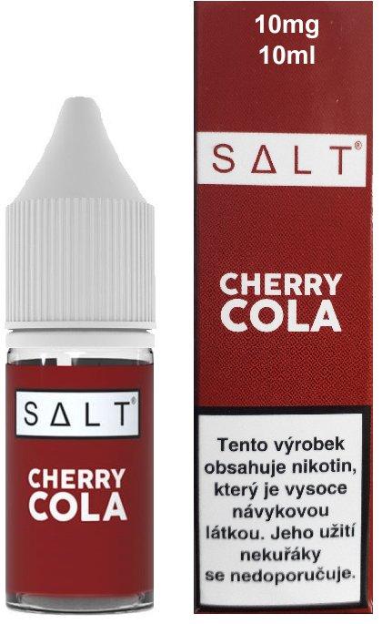 E-liquid Juice Sauz SALT Cherry Cola 10ml Množství nikotinu: 10mg