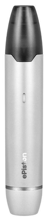 Elektronická cigareta ePiston POD systém 550mAh stříbrná