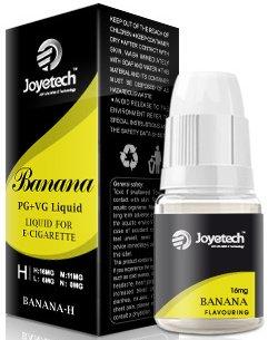 E-liquid Joyetech 10ml Banana (banán) Množství nikotinu: 3mg