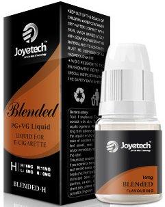 E-liquid Joyetech 10ml Blended (směs tabáků) Množství nikotinu: 3mg