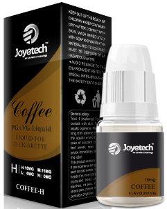 E-liquid Joyetech 10ml Coffee - káva Množství nikotinu: 6mg
