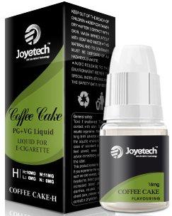 E-liquid Joyetech 10ml Coffee Cake - kávový koláč Množství nikotinu: 3mg