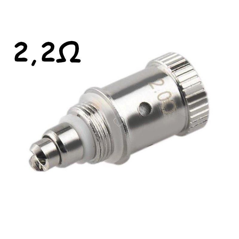 Žhavící hlava GS-H2S 2,2ohm 1ks