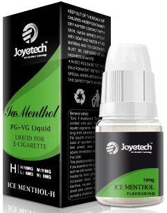 E-liquid Joyetech 10ml Ice Menthol - svěží mentol Množství nikotinu: 11mg