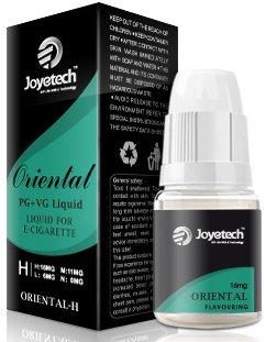 E-liquid Joyetech 10ml Oriental - chuť orientu Množství nikotinu: 3mg