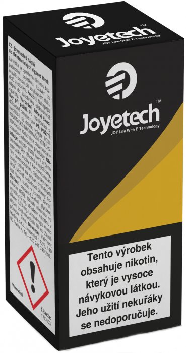 E-liquid Joyetech 10ml Strawberry - jahoda Množství nikotinu: 6mg