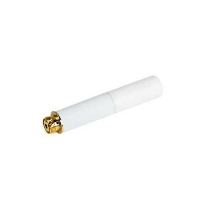 Atomizér 510 eGo bílý - bílá e-cigareta