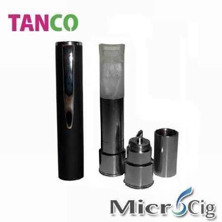 Microcig Atomizér eGo-TanCo černý - komplet