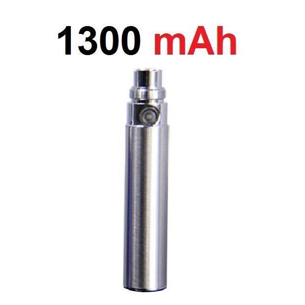 Green Sound Baterie eGo 1300mAh - nerezová
