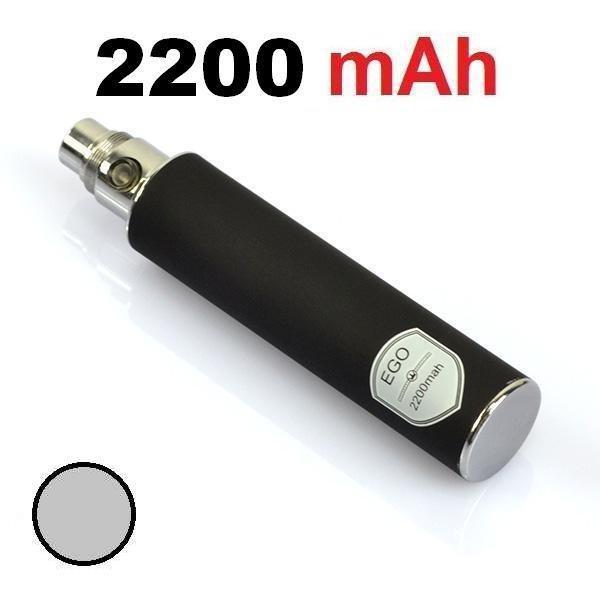 Green Sound Baterie eGo 2200mAh - nerezová