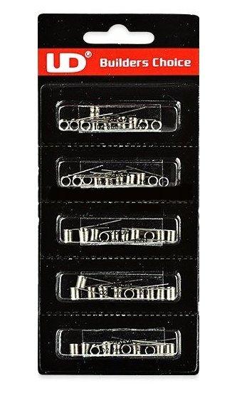 UD Kanthal žhavicí spirálka Clapton 26ga 0,4mm 32ga 0,2mm 0,6ohm