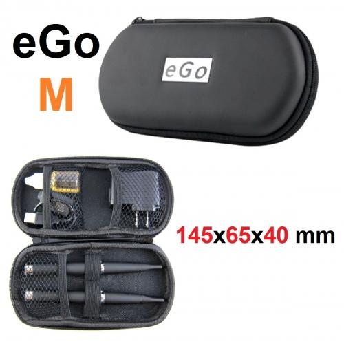 Microcig eGo pouzdro M Kožené černá