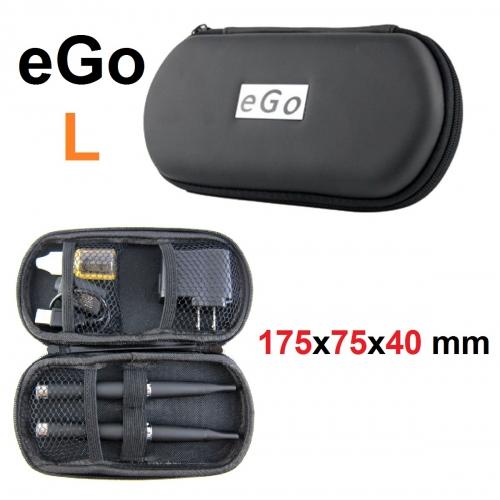 Microcig eGo pouzdro Kožené černá