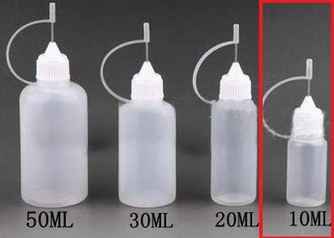 Plnící lahvička s jehlou 10ml