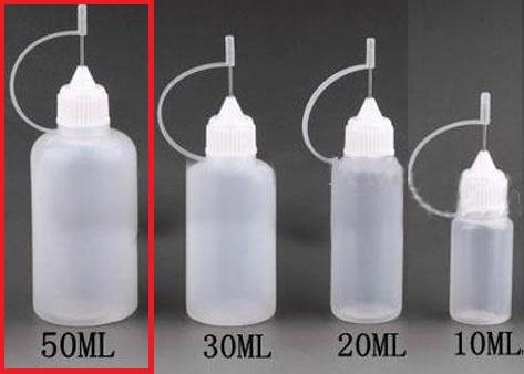 Plnící lahvička s jehlou 50ml