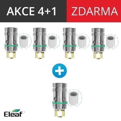 iSmoka-Eleaf EC-Ceramic žhavicí hlava 0,5ohm 4+1 zdarma