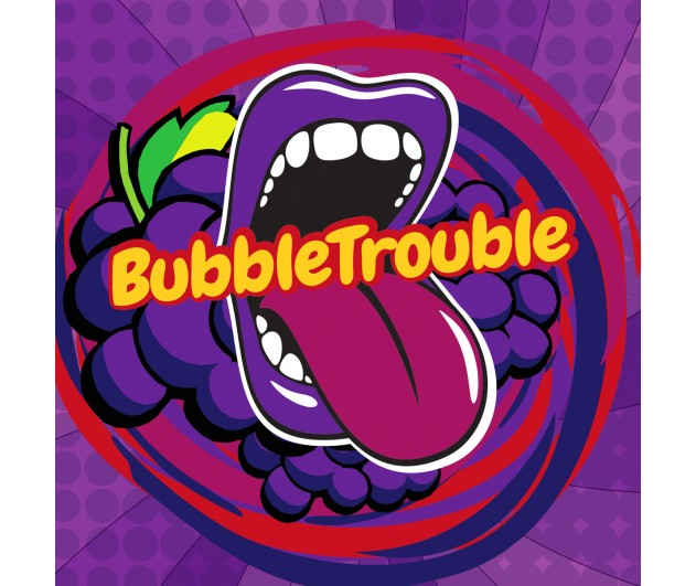 Příchuť Big Mouth Bubble Trouble 10ml