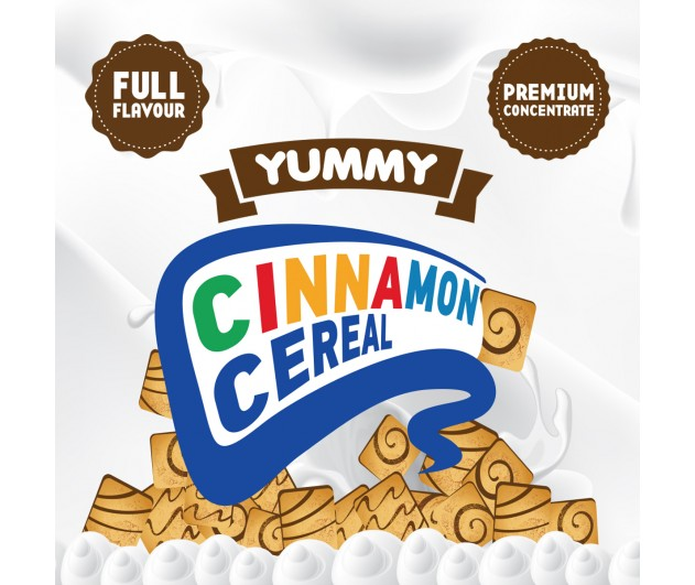 Příchut Big Mouth YUMMY - Cinnamon Cereal 10ml