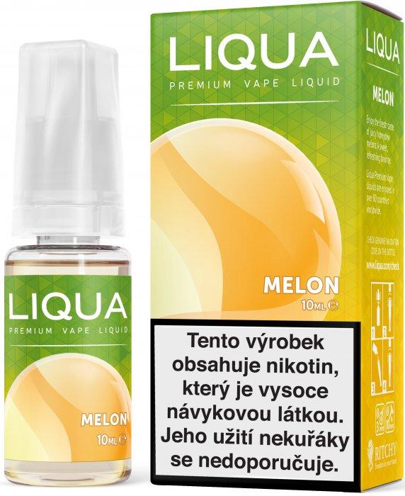 E-liquid LIQUA Elements Melon 10ml (Žlutý meloun) Množství nikotinu: 0mg