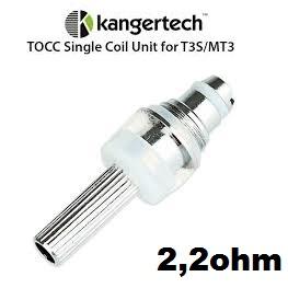 KangerTech žhavící hlava TOCC 2.2ohm 1ks