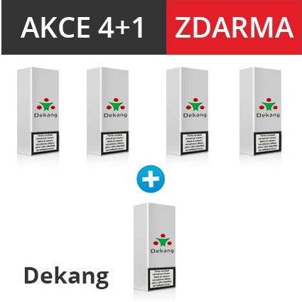 E-liquid Dekang 10ml 5ks (4+1 zdarma) 50ml