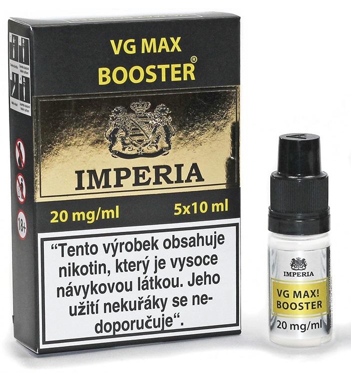 VG Max Booster IMPERIA 5x10ml VG100 20mg