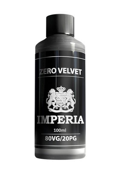Chemická směs IMPERIA ZERO VELVET PG20/VG80 100ml 1ks