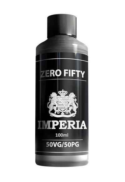Chemická směs IMPERIA ZERO FIFTY PG50/VG50 100ml 1ks